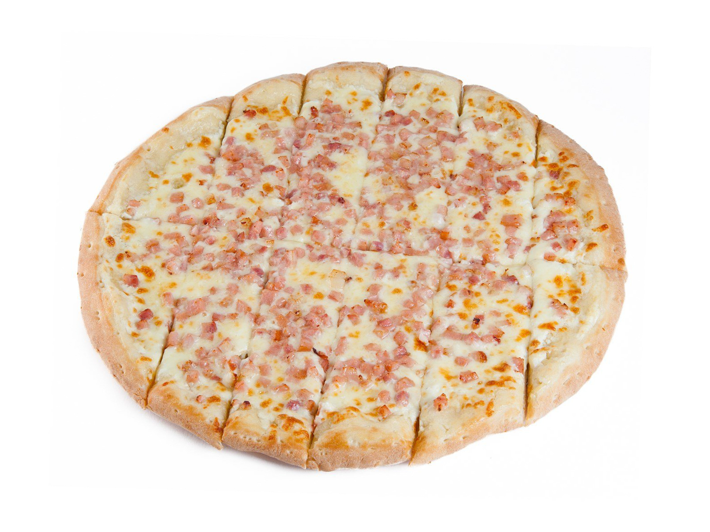 Пицца Сырные палочки с беконом