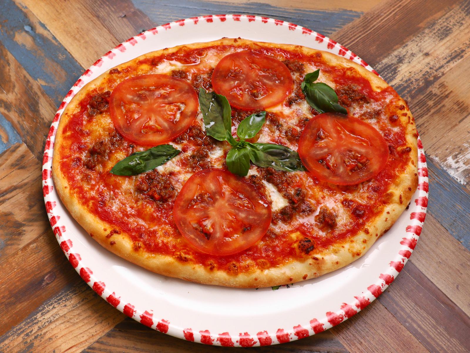 Пиццетта Болоньезе