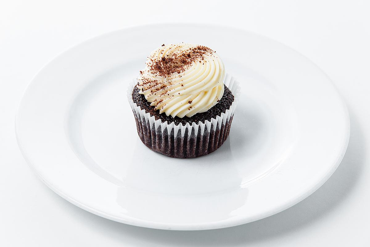 Капкейк шоколадный
