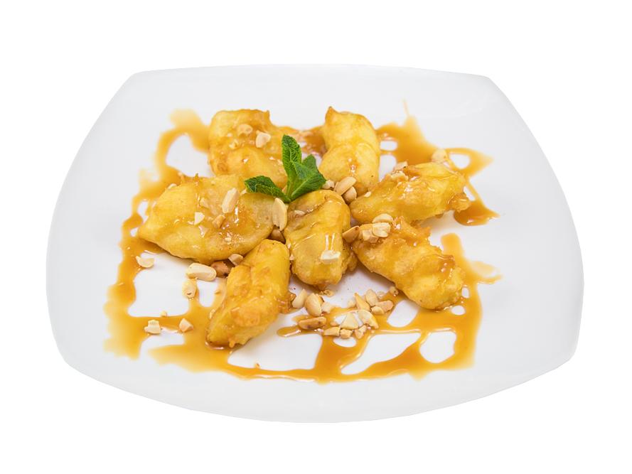 Вьетнамский десерт Бань Тао