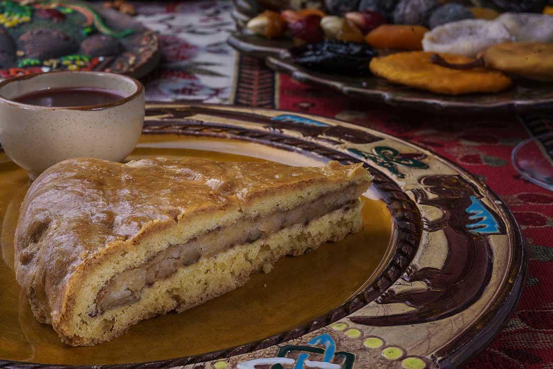 Десерт Гата