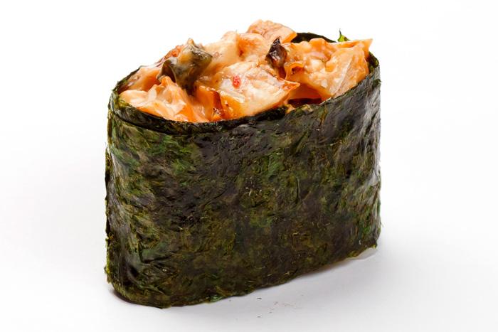 Суши острые: Спайси унаги