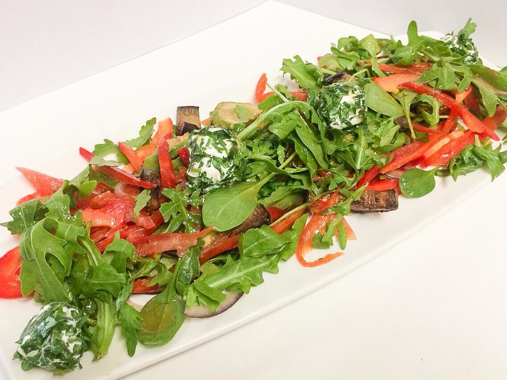 Лёгкий салат для Мамы