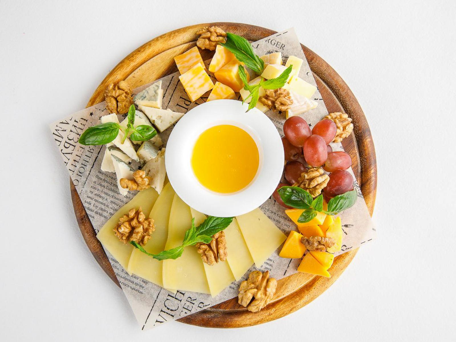Закуска Сырная фантазия