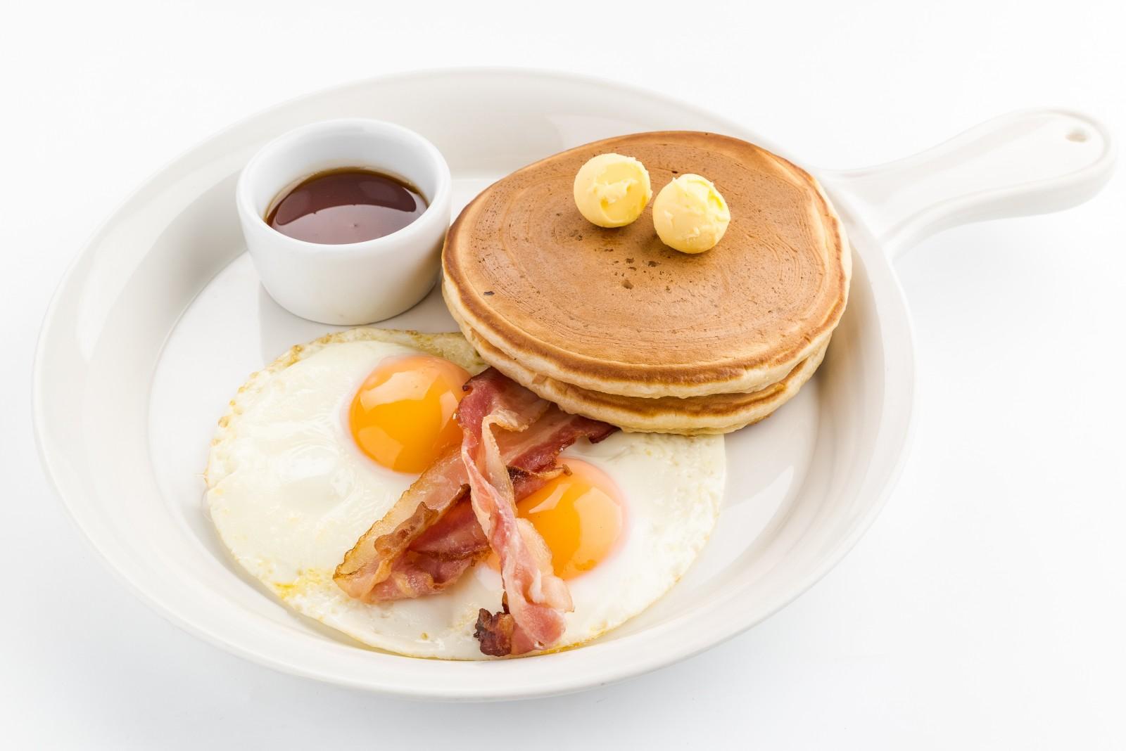 NY завтрак