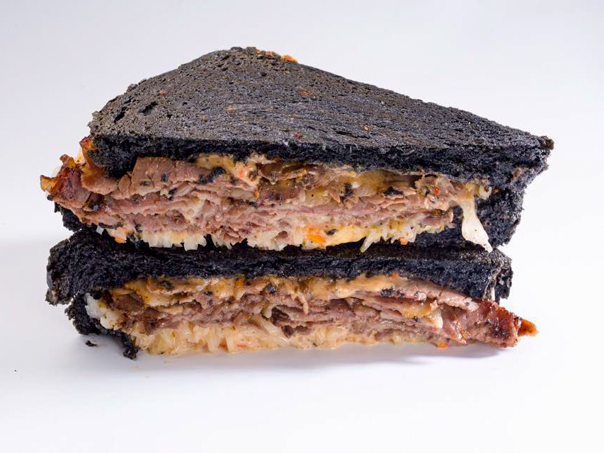 Сэндвич Рубен