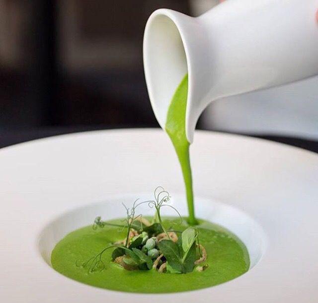 Крем-суп щавелевый