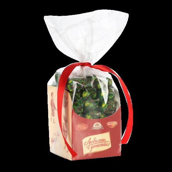 Шоколадные конфеты Белочка, 305/300 г