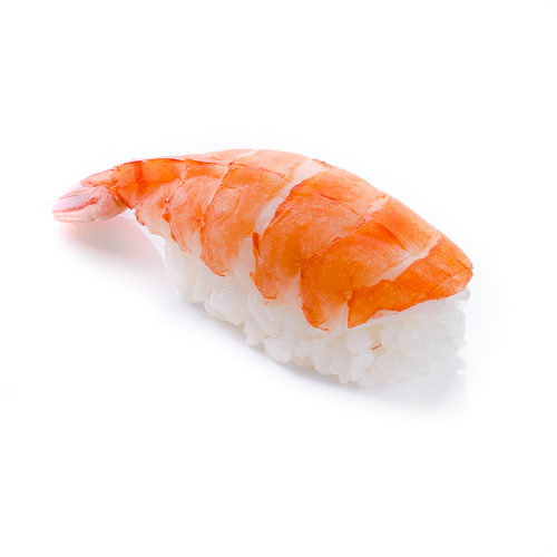 Суши эби тигровая креветка