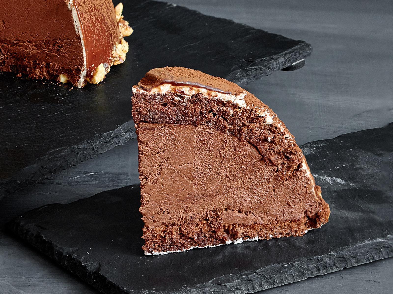 Кусок торта Трюфель