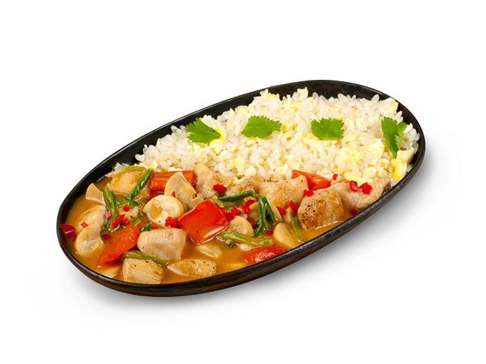 Цыпленок по-тайски