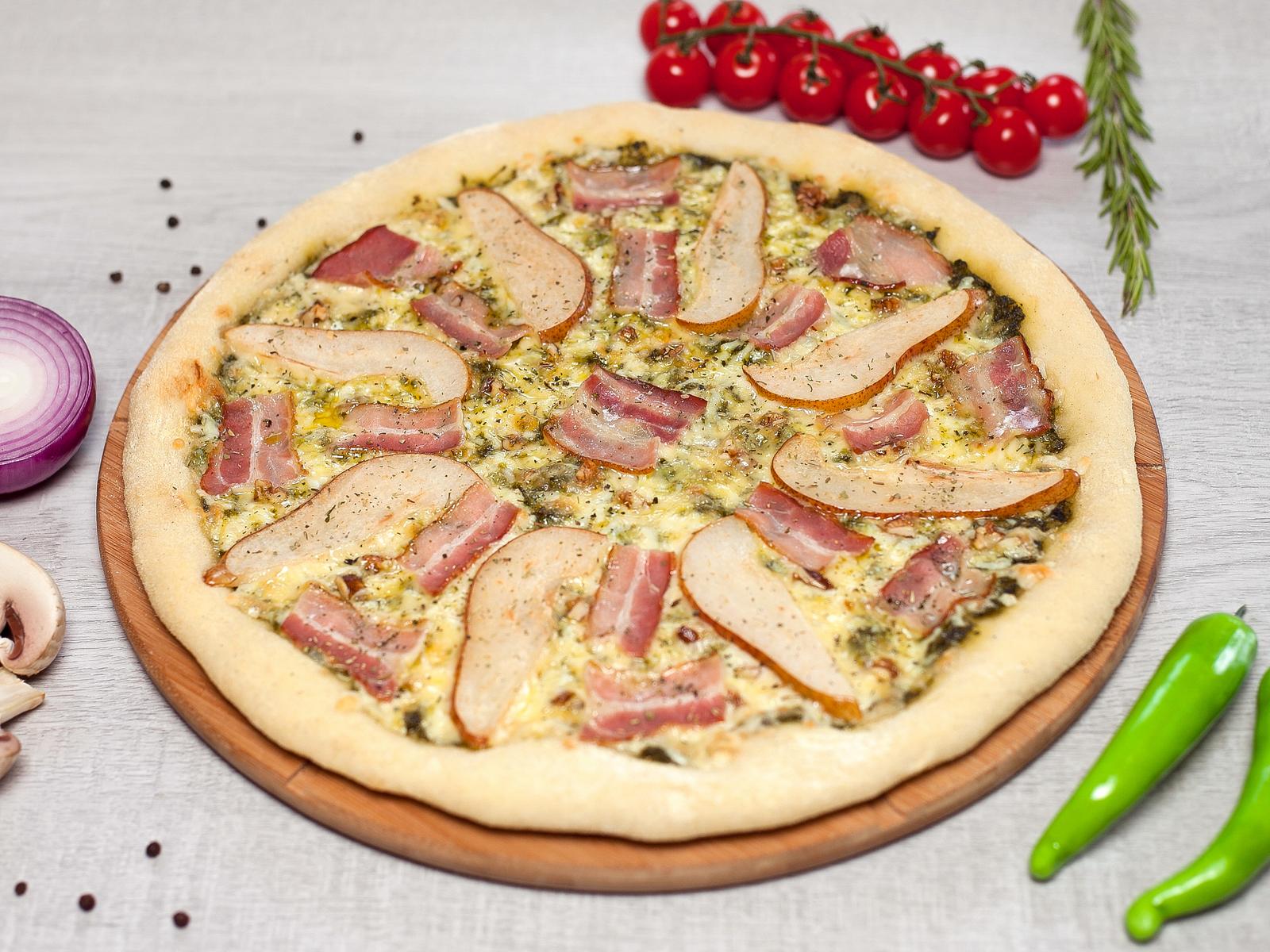 Пицца Грин плэйт