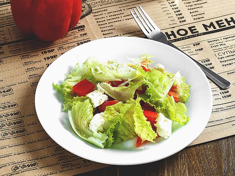 Грик-салат
