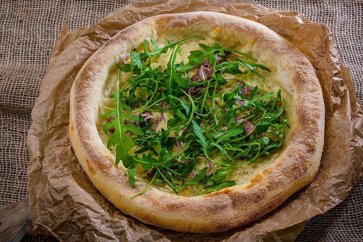 Пицца Ростбиф