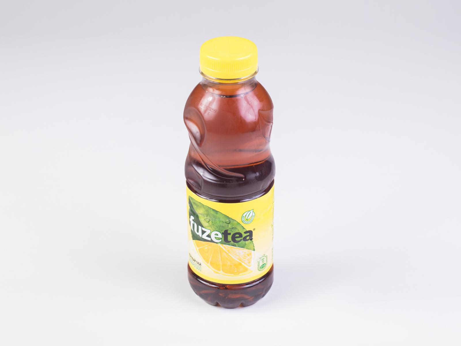 Fuze Tea Черный чай с лимоном