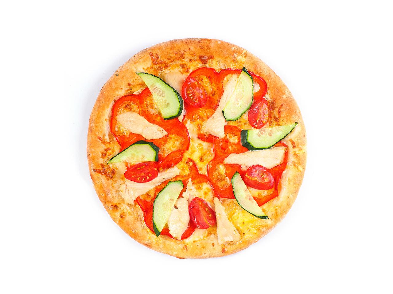 Пицца Куриная мини