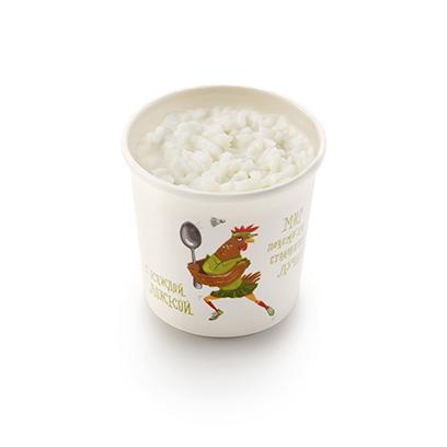 Каша рисовая на миндально-кокосовом молоке