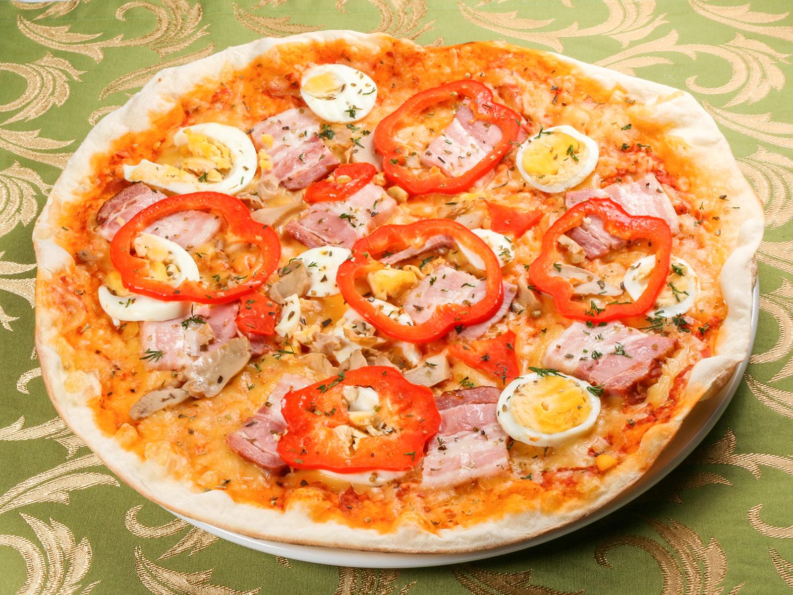 Пицца Базелико