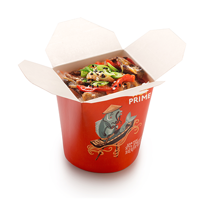 Рис с говядиной по-сычуаньски