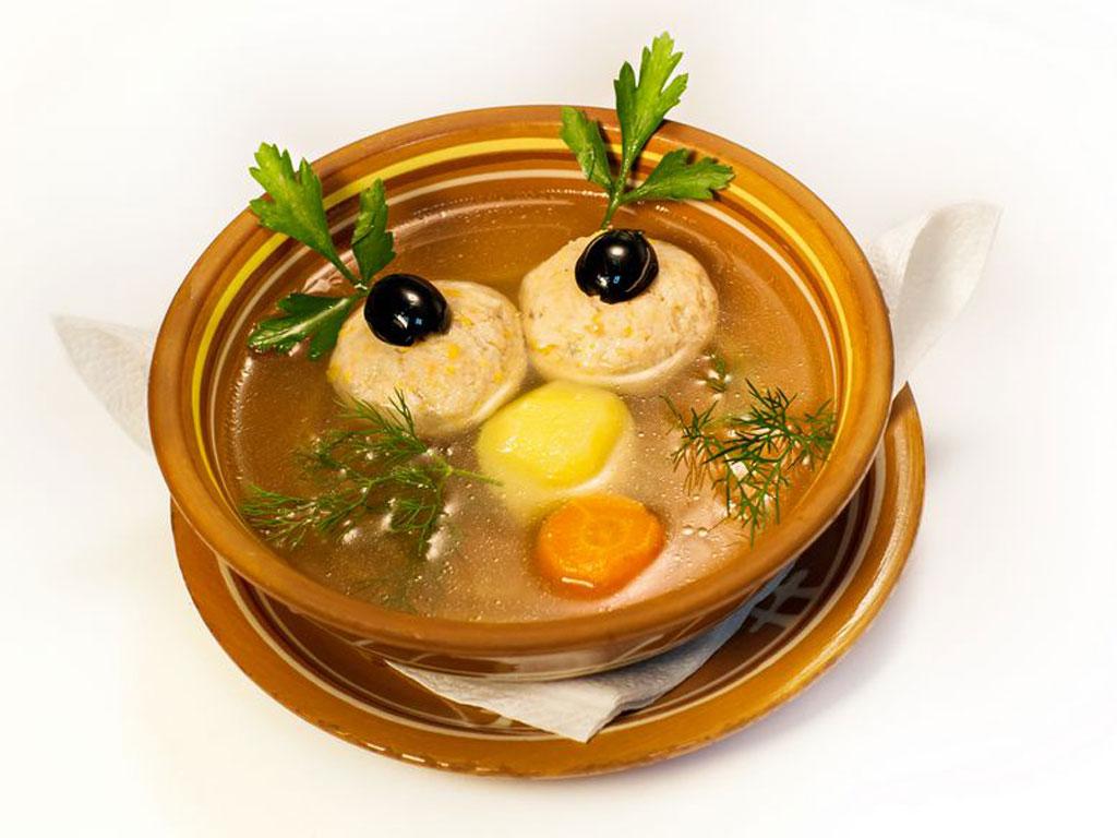 Суп Весёлый рыбак