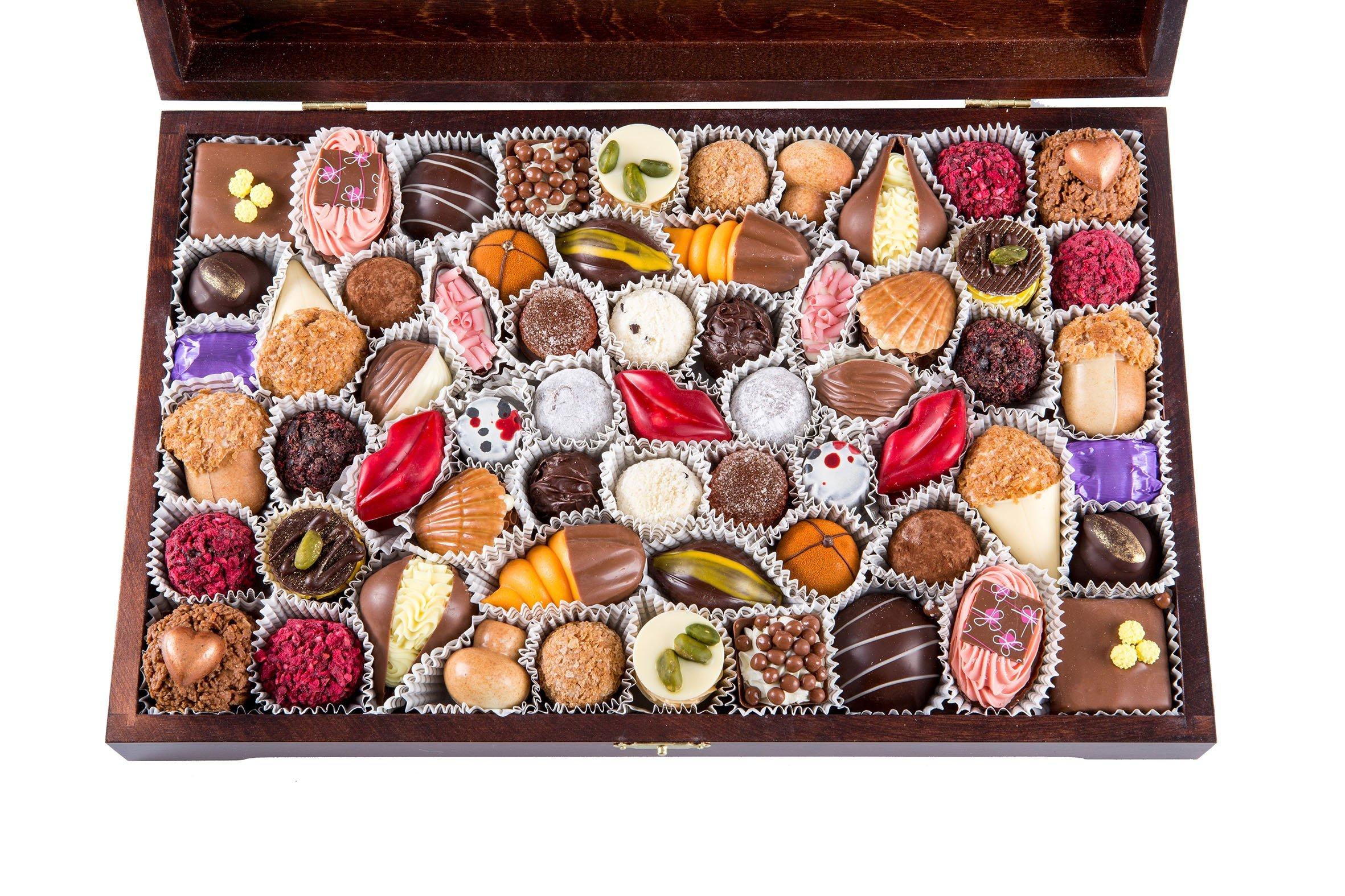 Шоколадный набор Миллениум