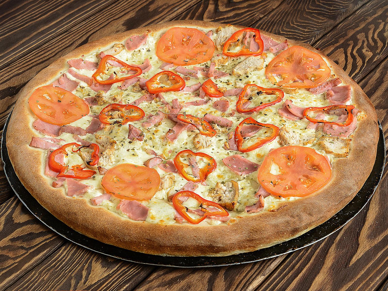 Пицца Монако