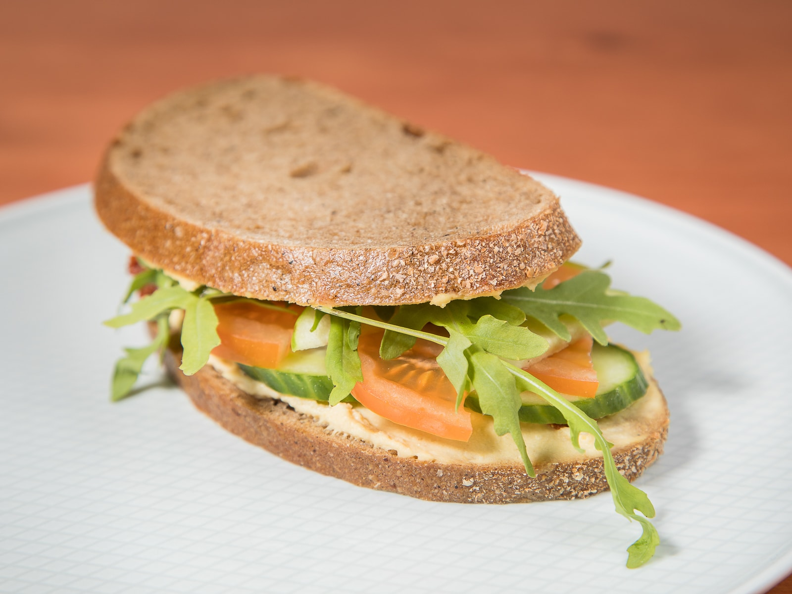 Вегетарианский сендвич