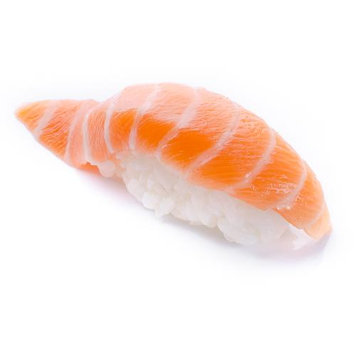 Суши сяке лосось