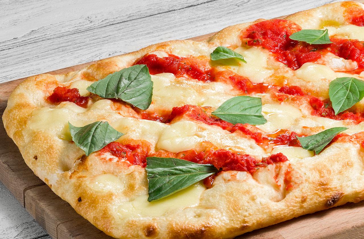 Пицца Маргарита Гурмэ римская