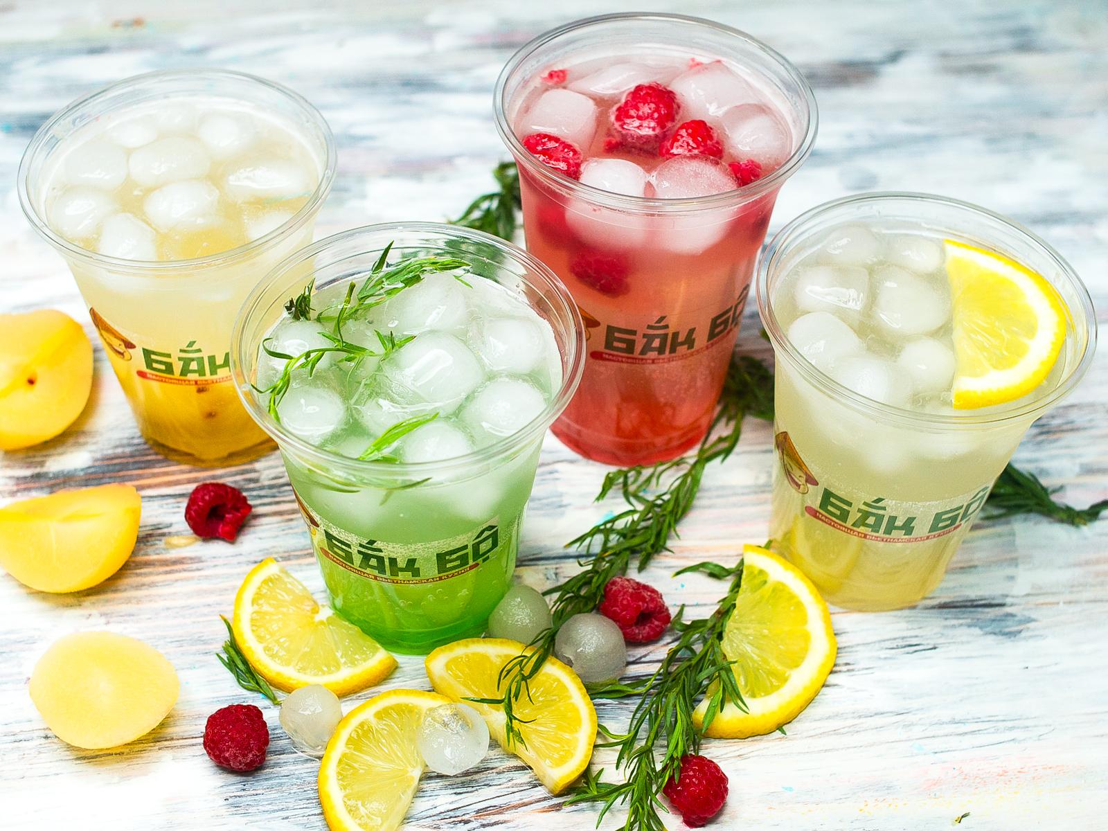 Домашний лимонад Классический