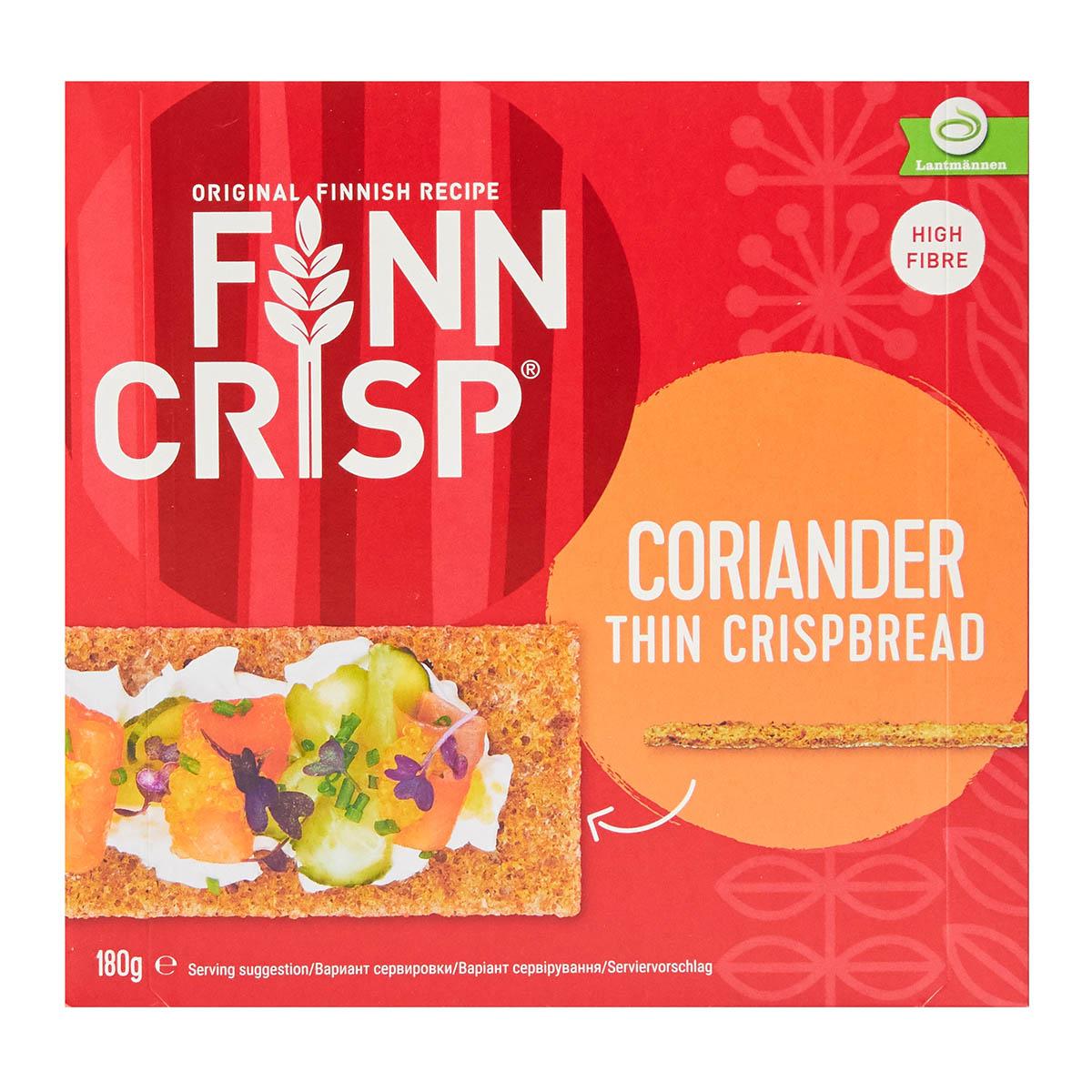 Finn crisp кориандр