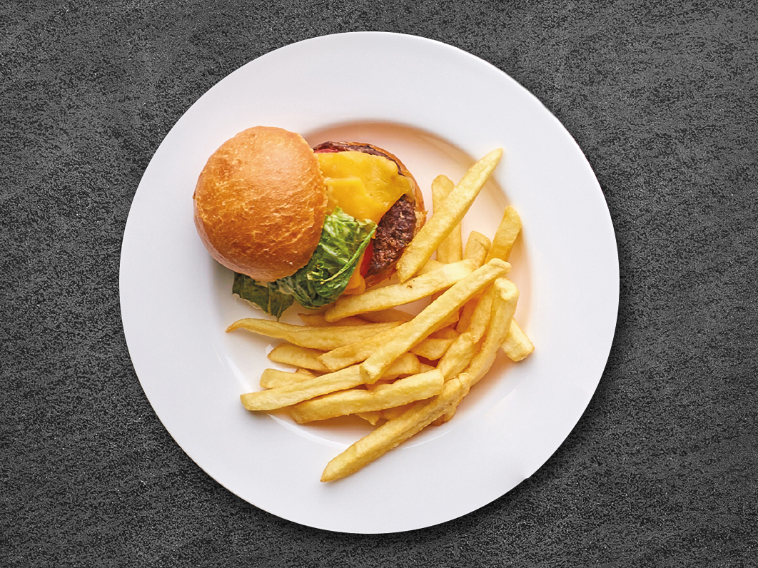 Классический бургер с говядиной