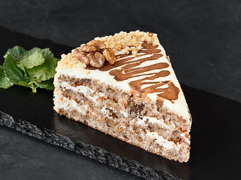 Торт Орехово-Грушевый