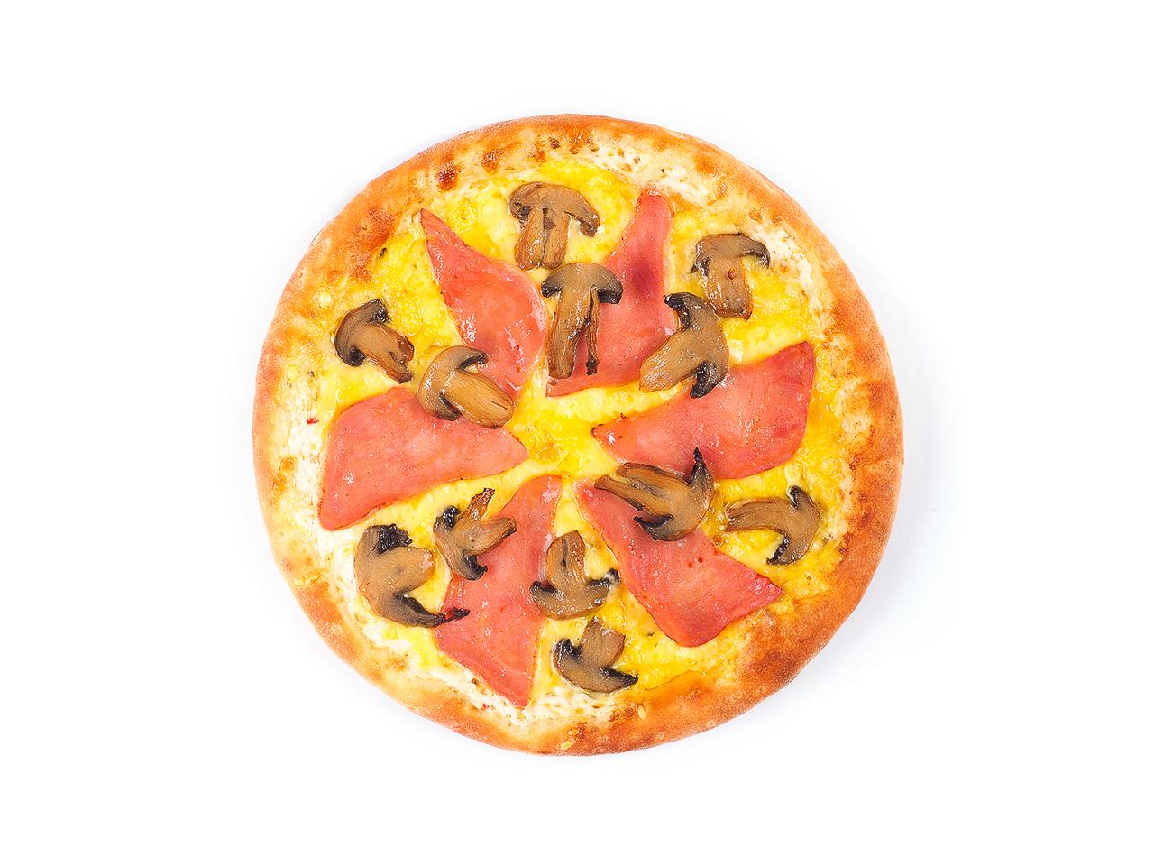 Пицца Деревенская мини