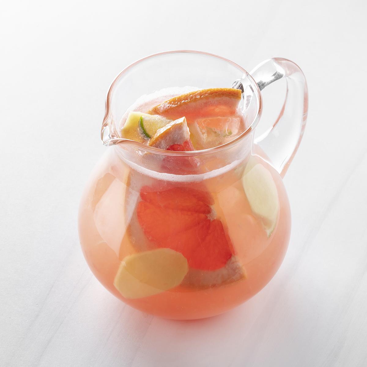 Грейпфрут-Имбирь