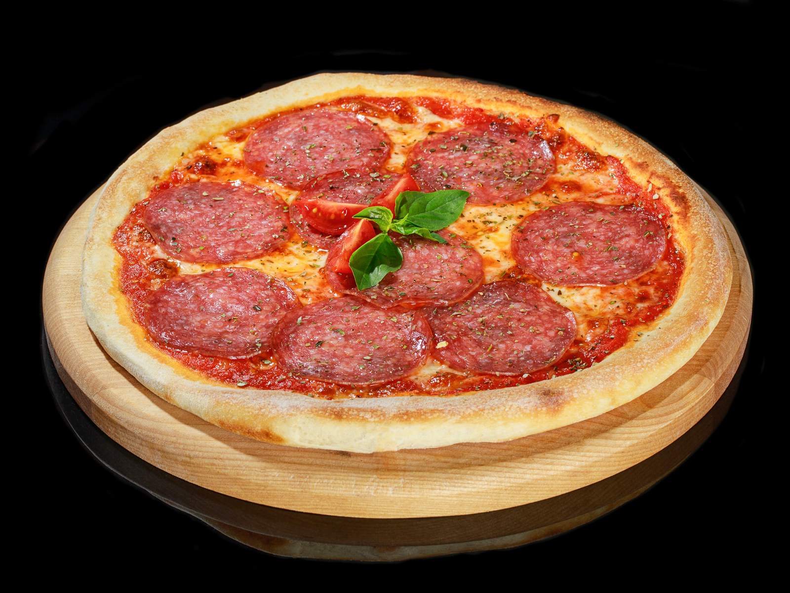 Пицца Салями малая
