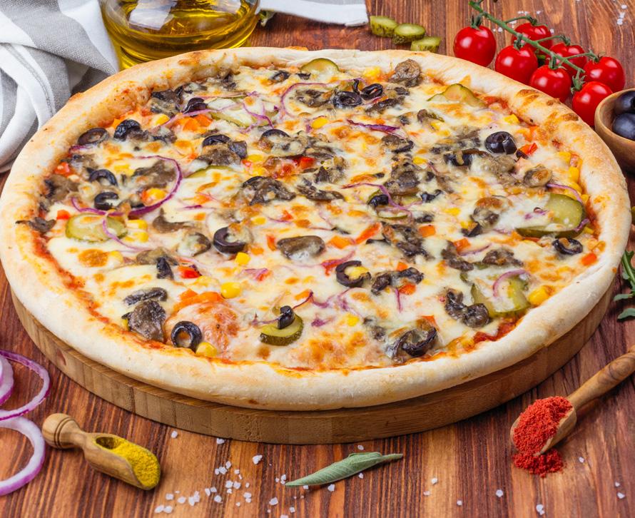 Пицца Разминочная классическая
