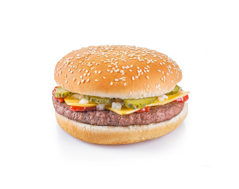 Биг чизбургер