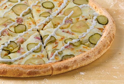 Пицца Из России с любовью