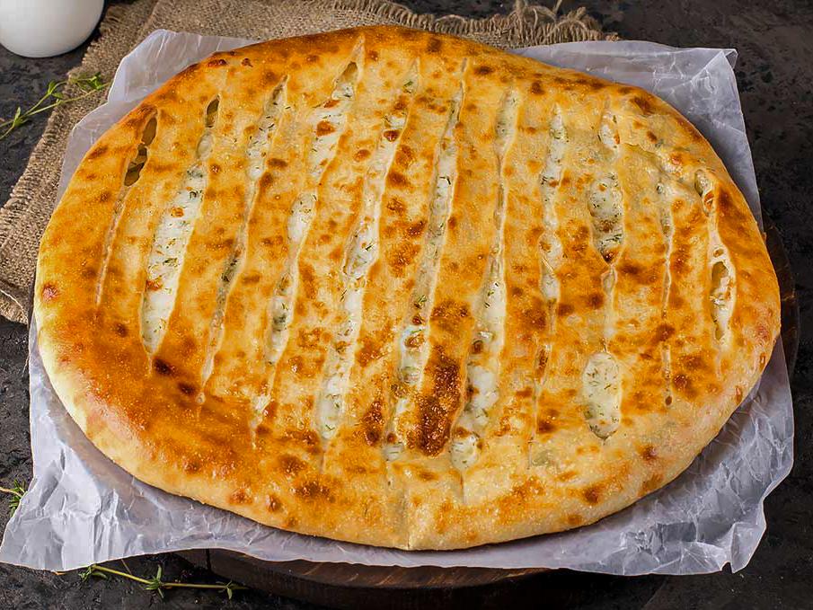 Русский пирог с курицей и картофелем