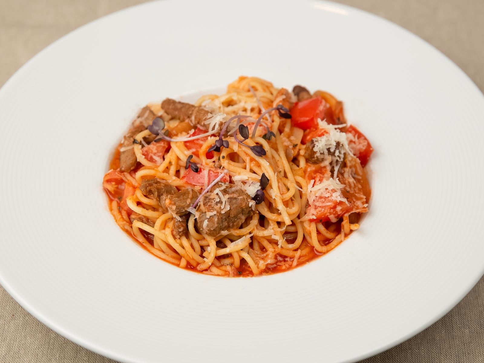 Спагетти Дьявола