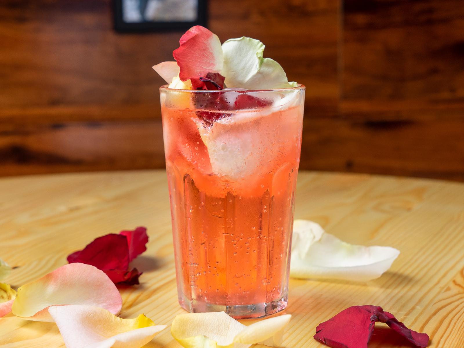 Лимонад Роза