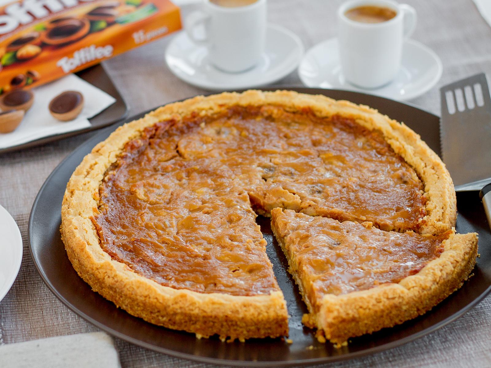 Пирог сладкий Баноффи пай