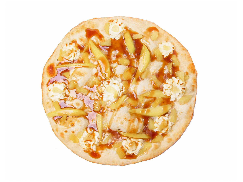 Пицца Сладкая с карамелью