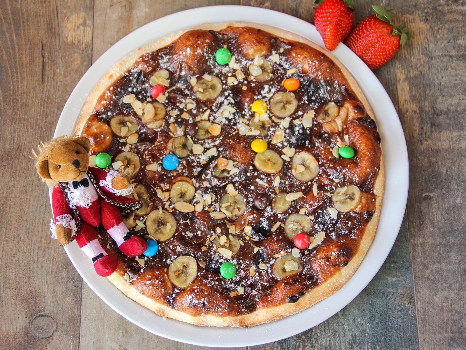 Пицца Остров сокровищ