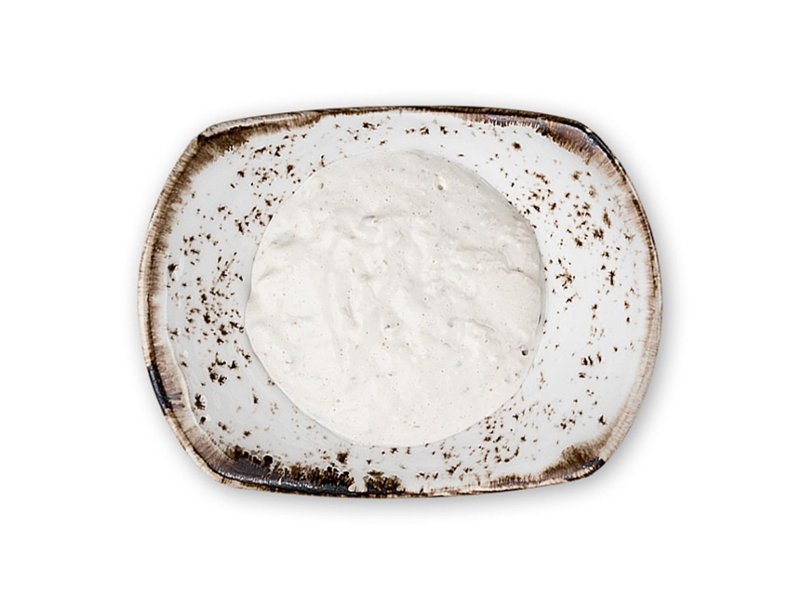 Белый чесночный соус
