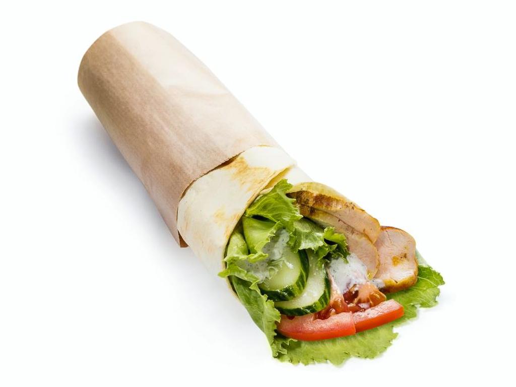 Сэндвич-ролл с курицей
