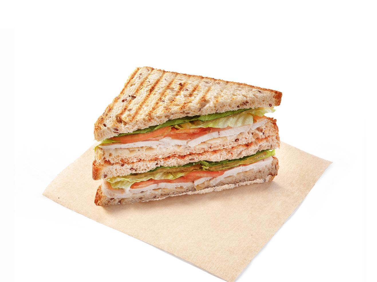 Сэндвич Королевский цыплёнок