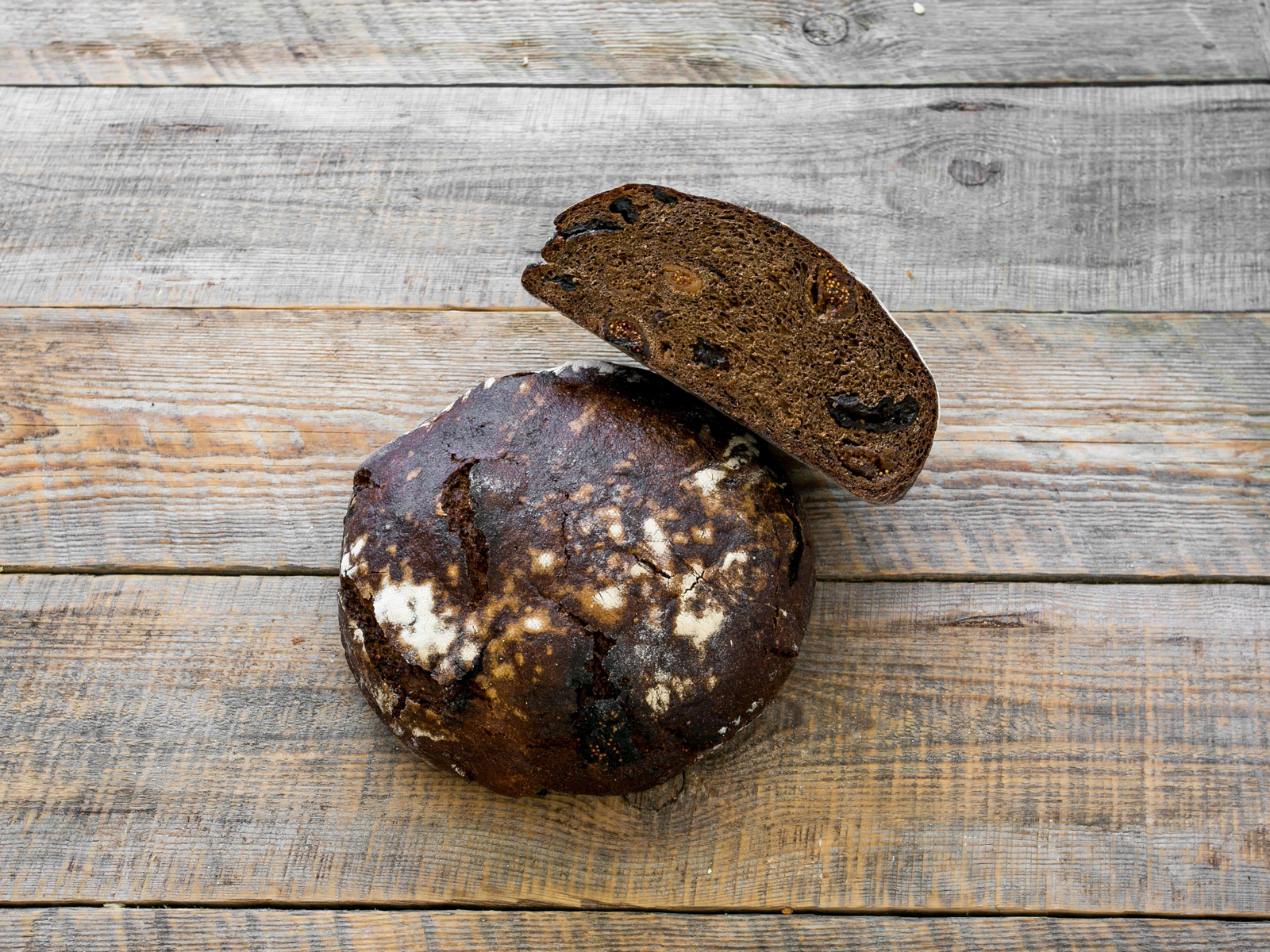 Хлеб Инжирный с черносливом