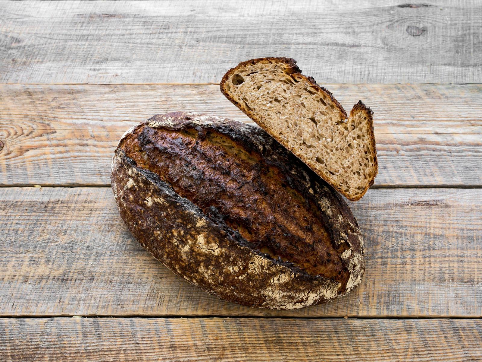 Хлеб Гречишный с луком